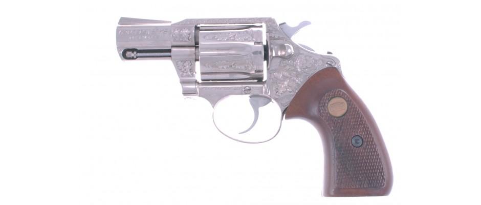 Revolver Mauser 38 Special