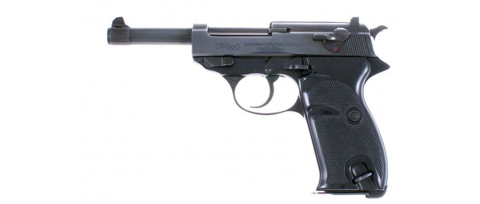 Pitole P 38 Walther Ulm 9 mm Luger