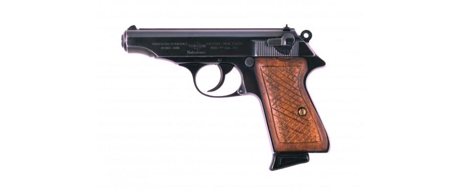 Pistole Manurhin PP 22 LR