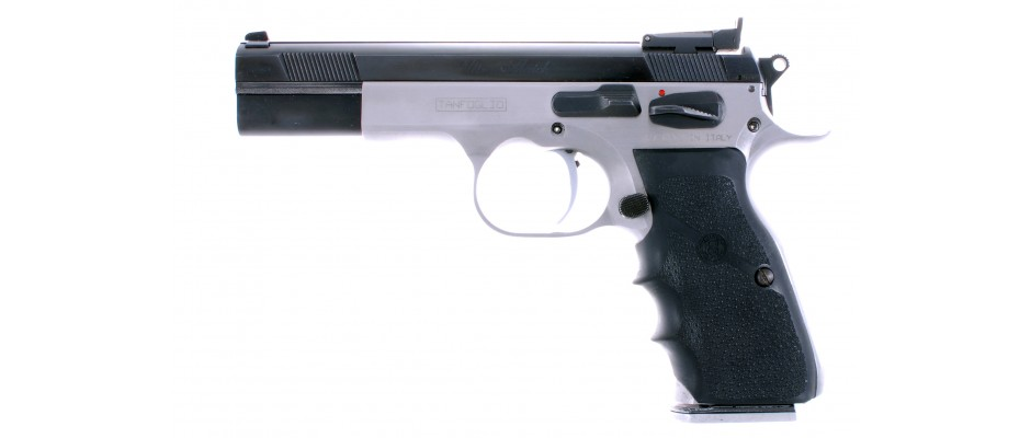 Pistole Tanfoglio Ultra Match 9 mm Luger
