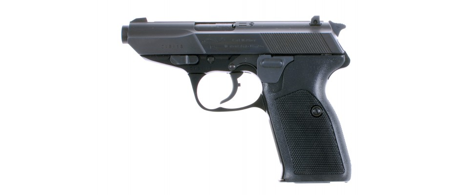 Pistole Walther P 5 9 mm Luger