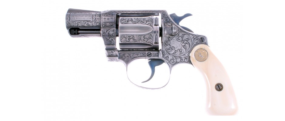 Revolver Colt Detective Special .38 Spl