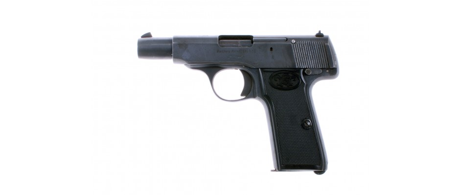 Pistole Walther model 4 7,65 mm Br.