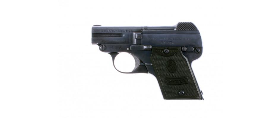 Pistole Steyr M.1909A 6,35 mm Br.