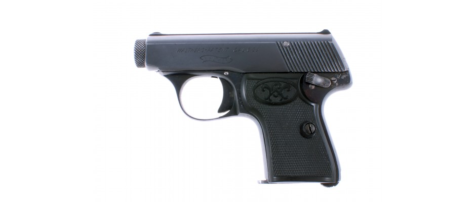 Pistole Walther model 5 6,35 mm Br.