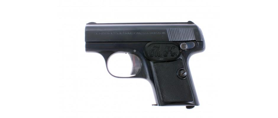 Pistole Kommer 6,35 mm Br.