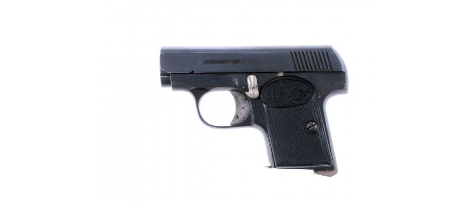 Pistole Union 6,35 mm Br.
