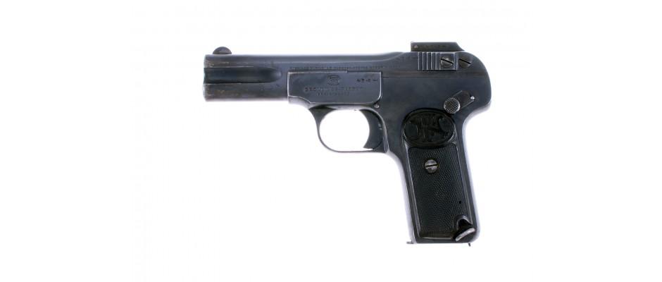 Pistole FN 1900 7,65 mm Br