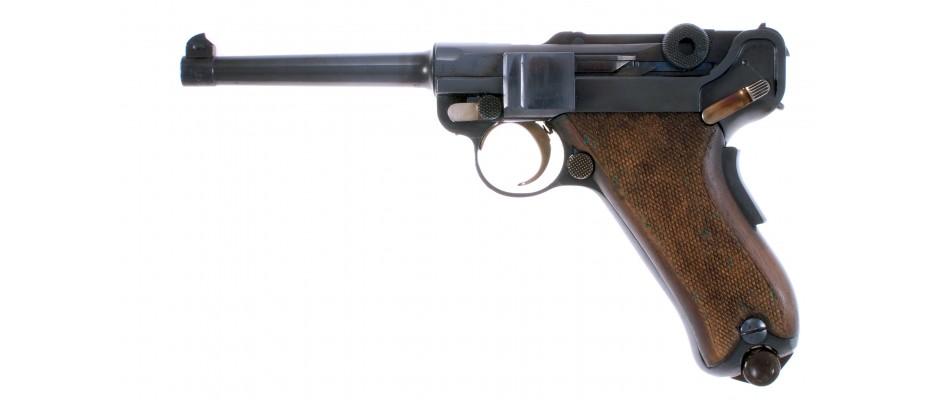 Pistole Parabellum 1900/06 7,65 mm Luger
