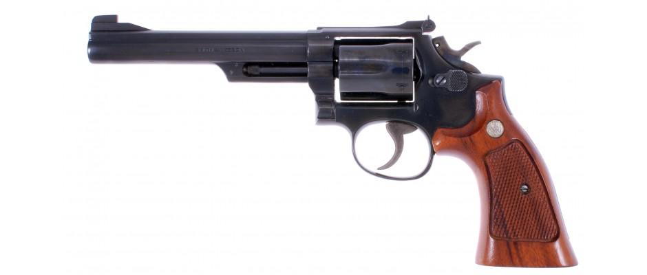 Revolver Smith&Wesson mod. 19-4 357 Magnum