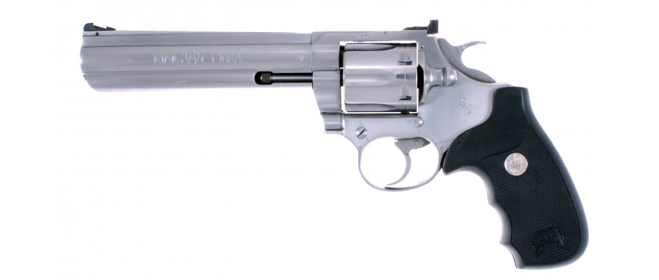 Revolver Colt King Cobra 357 Magnum