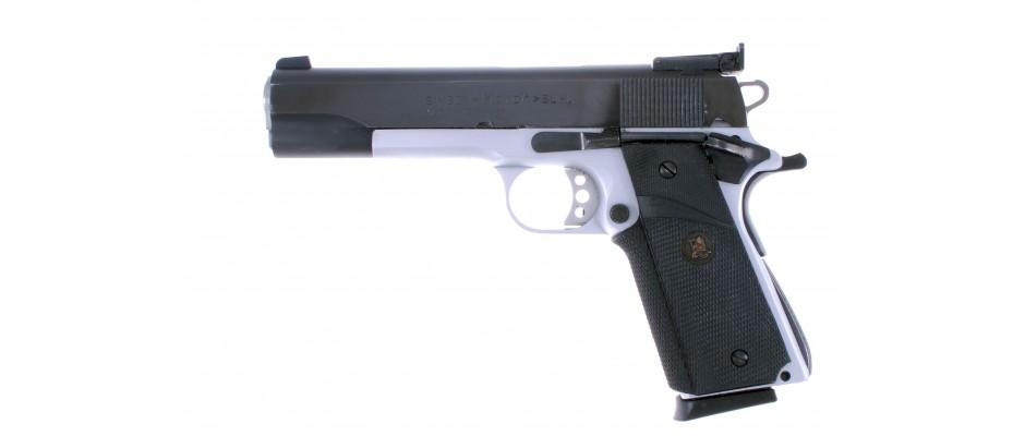 Pistole Simson Suhl 1911 A1 Match 45 ACP