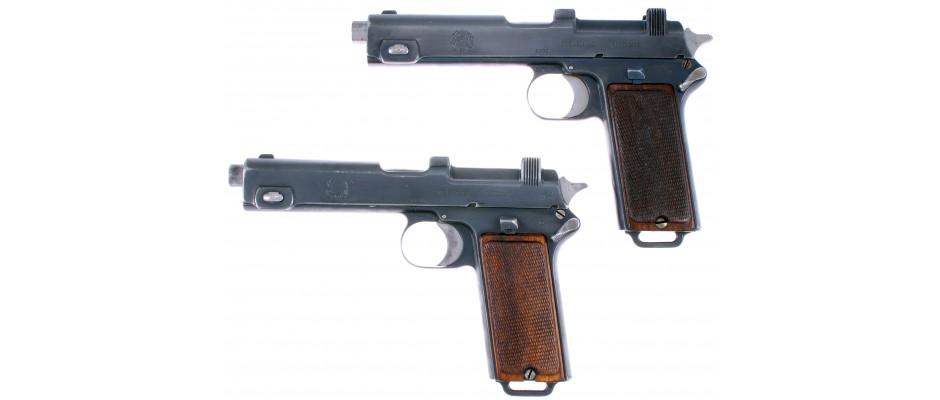Pistole Steyr M.11 9 mm Steyr