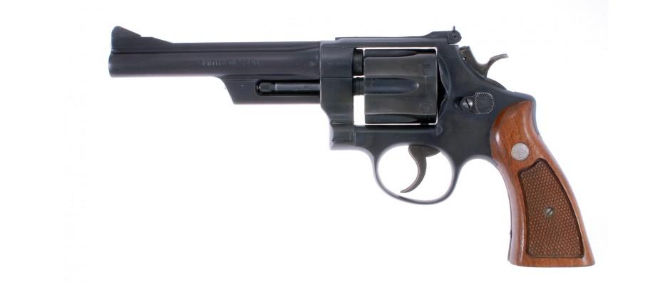 Revolver Smith&Wesson mod. 28-2 Highway Patrolman 357 Magnum