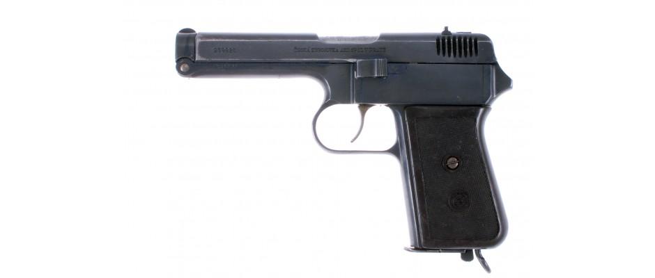 Pistole ČZ vz.38 9 mm vz.22