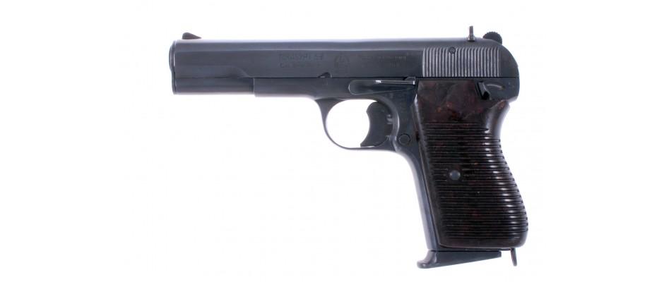 Pistole Tokagypt 58 9 mm Luger