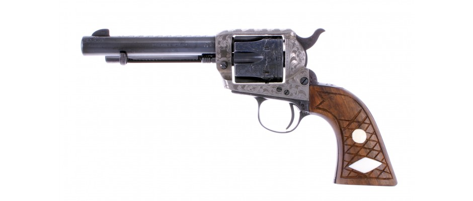 Revolver 1873 Single Action Pietta Model 22 LR