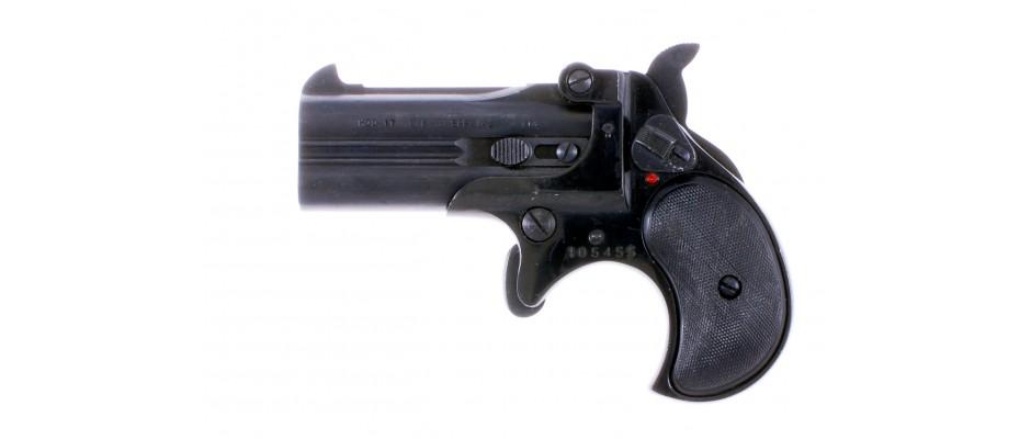 Pistole Derringer Röhm model 17 38 Special