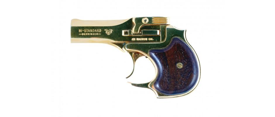 Pistole Derringer Hi Standard 22 Magnum
