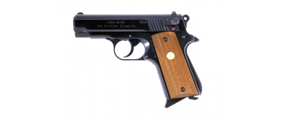 Pistole Erma EP 452 22 LR