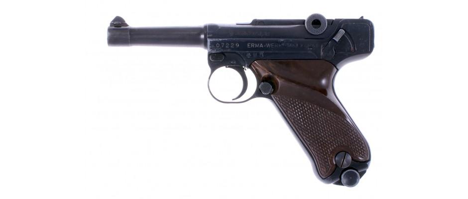 Pistole Erma KGP 68 7,65 mm Br