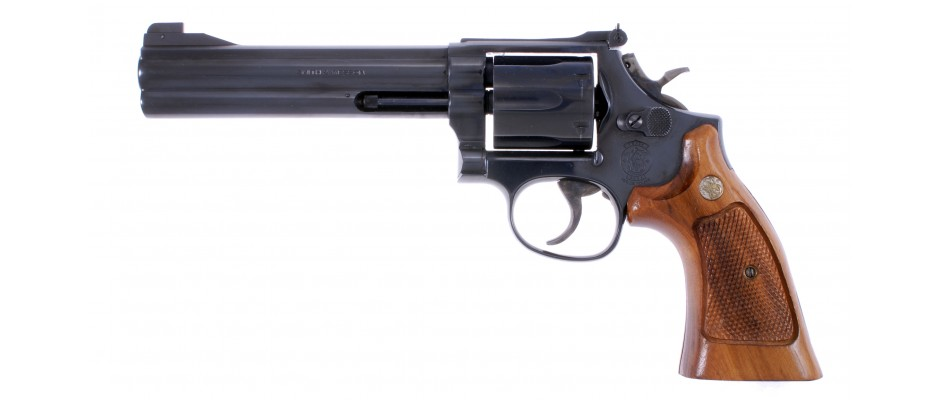 Revolver Smith&Wesson Model 586 357 Magnum