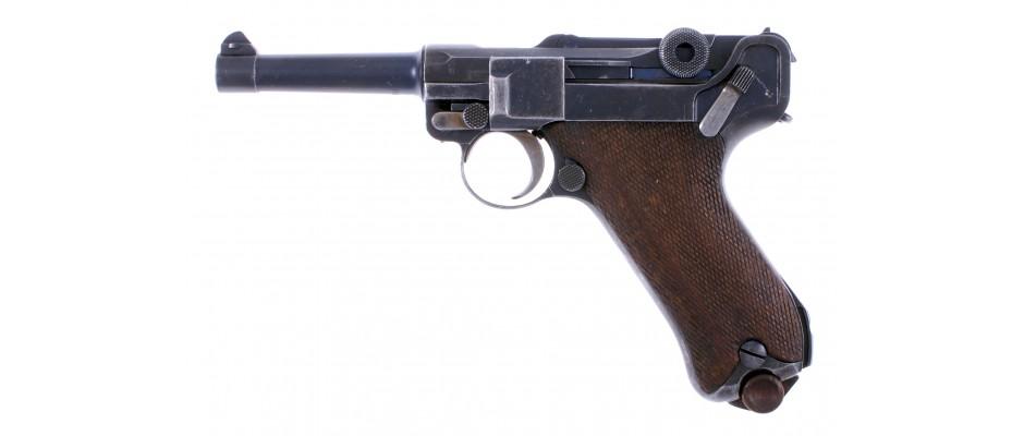 Pistole Parabellum DWM 7,65 mm Luger