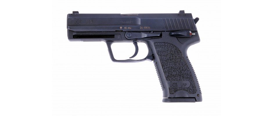 Pistole Heckler Koch USP 9 mm Luger