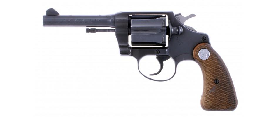 Revolver Colt Police Positive Special 38 Special