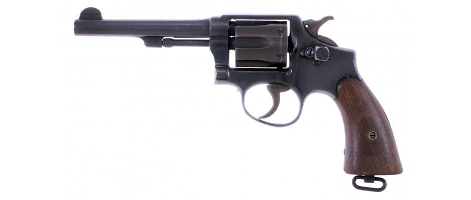 Revolver Smith&Wesson Model Victory 38 S&W
