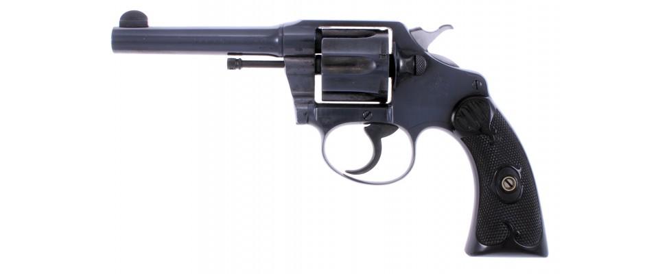 Revolver Colt Police Positive 38 S&W