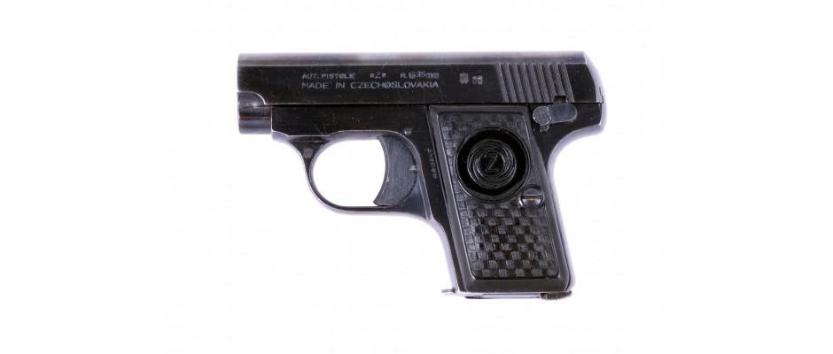 Pistole ČZ Z 6.35 mm