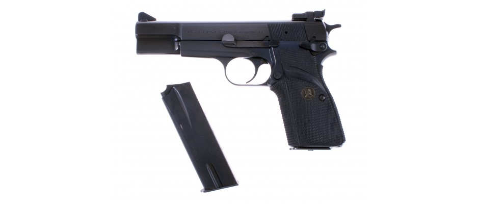 Browning HP 9 mm Luger