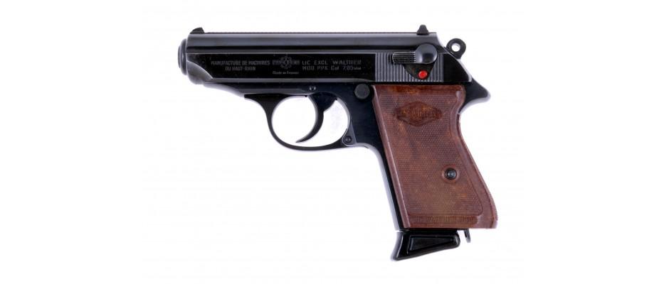 Pistole Manhurin PPK 7,65 mm Br