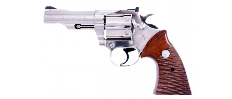 Revolver Colt Border Patrol 357 Magnum
