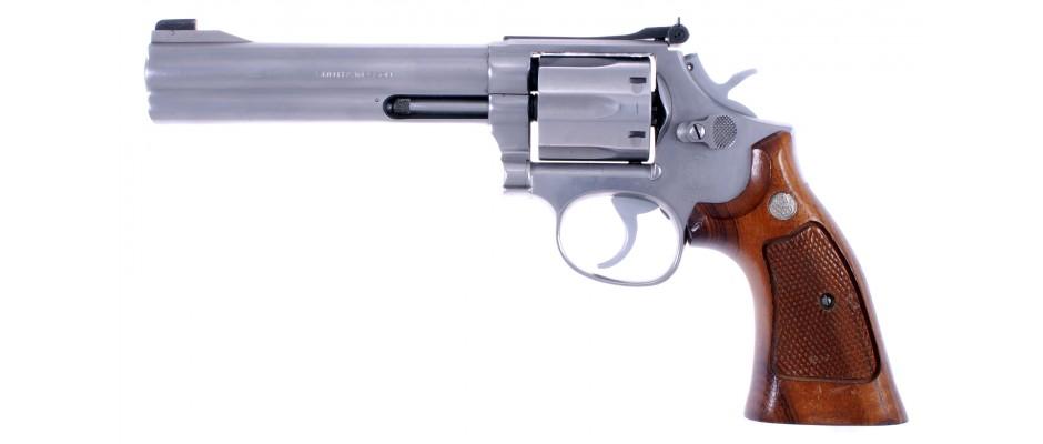 Revolver Smith&Wesson mod. 686 357 Magnum