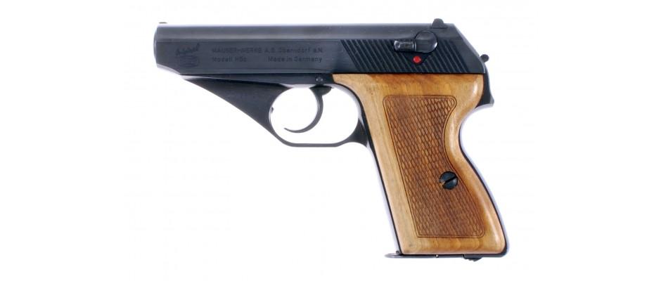 Pistole Mauser HSc 7,65mm Br