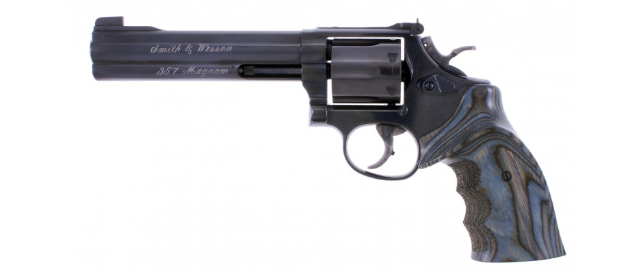 Revolver Smith&Wesson Target Champion 586-4 357 Magnum