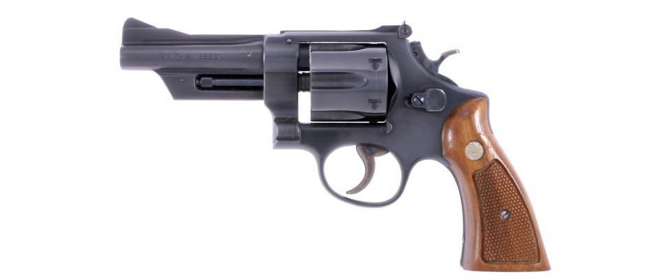 Revolver Smith&Wesson mod. 28-2 357 Magnum