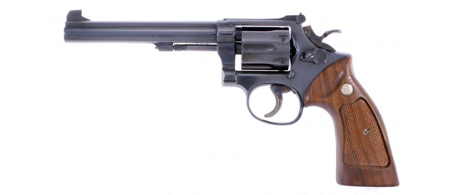 Revolver Smith&Wesson mod.14-3 38 S&W