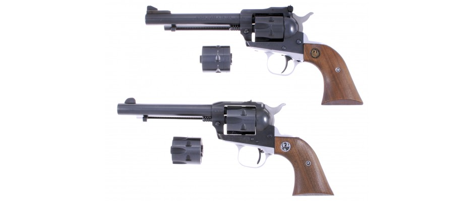 Sada 2 revovery Ruger New Model Single-Six Ruger Single-Six 22 LR + 22 WMR