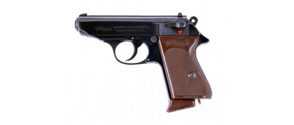 Pistole Walther PPK-L 22 LR