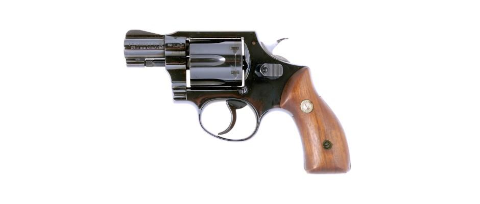 Revolver Sauer&Sohn TR 6 38 Special
