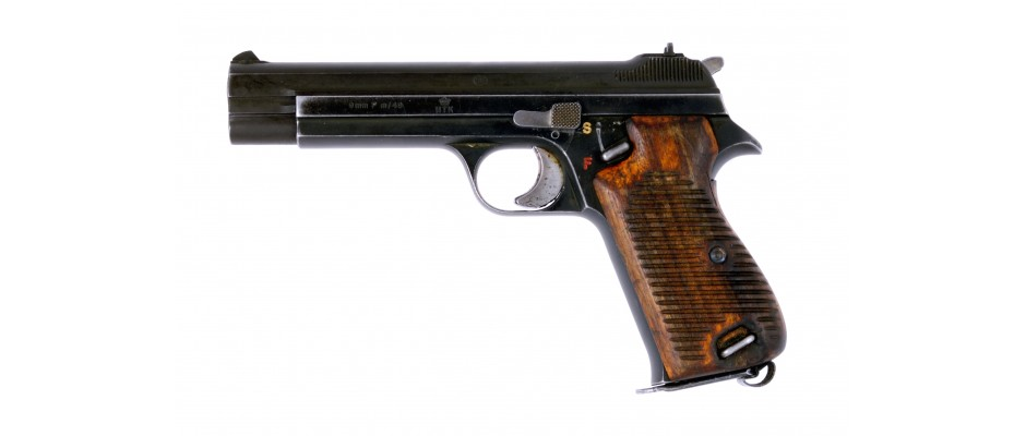Pistole Sig P 210 9 mm Luger