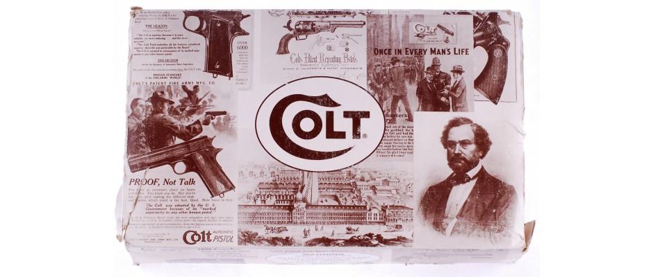 Krabice Colt