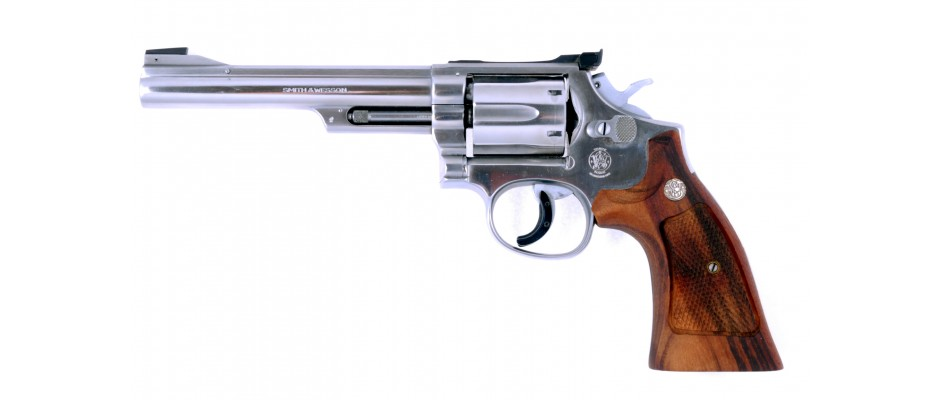 Revolver Smith&Wesson 357 Magnum
