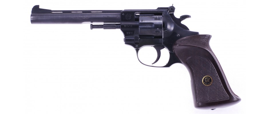 Revolver Arminius HW 9 22 LR