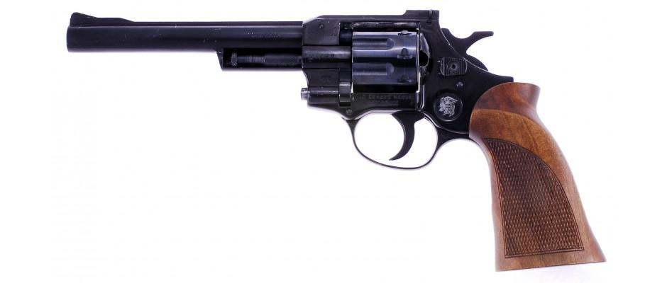 Revolver Arminius HW 7 S 22 LR