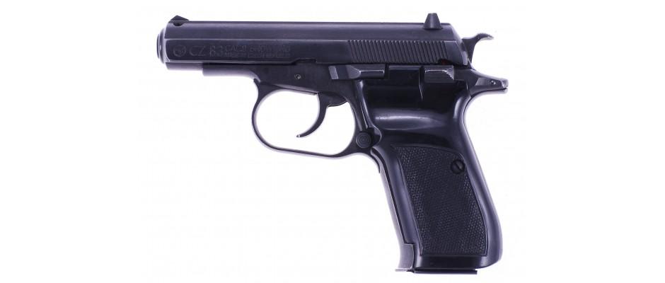Pistole ČZ vz.82 9 mm Makarov