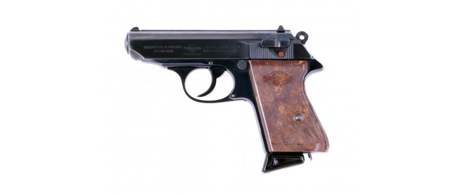 Pistole Manurhin PPK 22 LR
